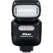 Nikon SB500 Speedlight flitser