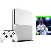 Xbox One S 500 GB Hotwheels + FIFA 18