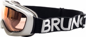 Brunotti Cold 2 Unisex White + Orange Lens
