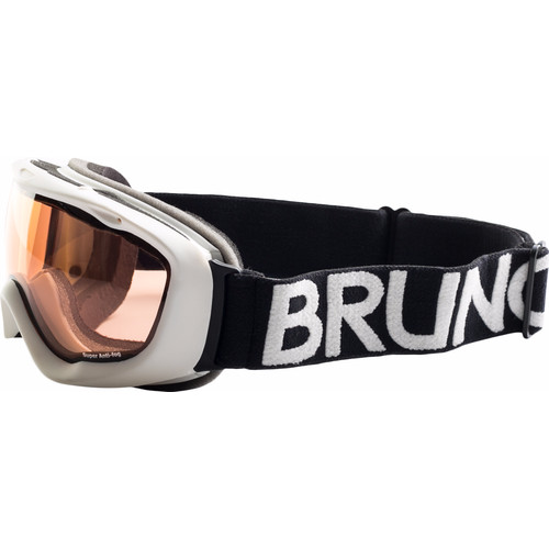 Brunotti Cold 2 Unisex White + Orange Lens