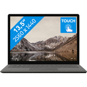 Microsoft Surface Laptop - i5 - 8 GB - 256 GB Champagne