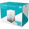 verpakking My Cloud Home Duo 8TB