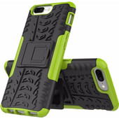 Just in Case Rugged Hybrid OnePlus 5 Back Cover Groen