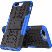 Just in Case Rugged Hybrid OnePlus 5 Back Cover Blauw