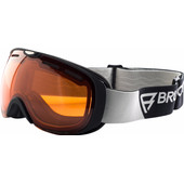 Brunotti Deluxe 5 Unisex Black/White + Orange Lens