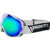 Brunotti Odyssey 2 Unisex Black/White + Green Revo Lens