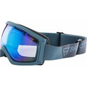 Brunotti Downhill 2 Unisex Matte Blue + Blue Revo Lens