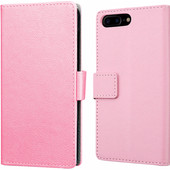 Just in Case Wallet OnePlus 5 Book Case Roze