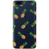 Just in Case OnePlus 5 Back Cover Ananas