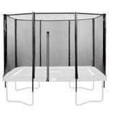 Salta Veiligheidsnet Premium Black Edition 213 x 305 cm