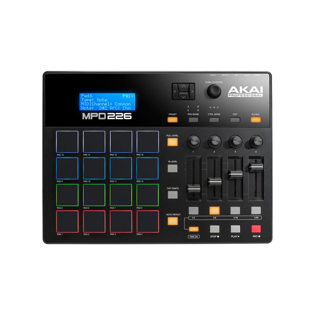AKAI Professional MPD226 MIDI-controller