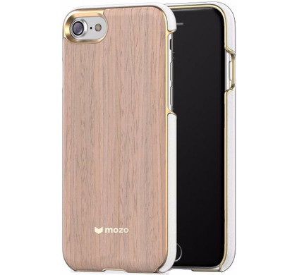 Mozo Back Cover Wood Apple iPhone 6/6s/7/8 Eiken