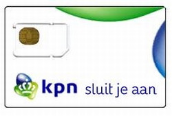 KPN Prepaid Data Simkaart 1 GB