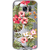 GoCase TPU Samsung Galaxy S7 Back Cover Floral