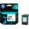 HP 337 Black Ink Cartridge Zwart