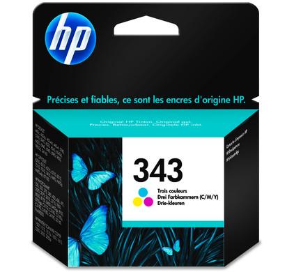 HP 343 Combo Pack 3-kleuren (C8766EE)