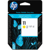 HP 11 Cartridge Geel