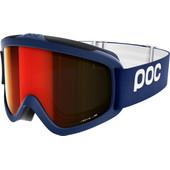 POC Iris X Butylene Blue + Persimmon Red Mirror Lens
