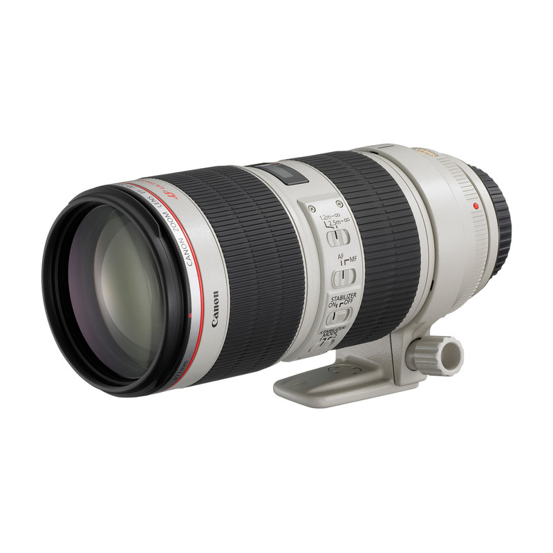 Canon EF 70-200mm f/2.8L IS USM II