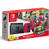Nintendo Switch Super Mario Odyssey Bundel