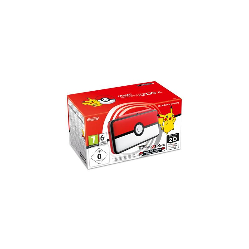 Nintendo 2DS XL Pokeball Edition kopen