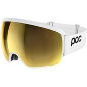 POC Orb Clarity Hydrogen White + Spektris Gold Lens