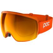 POC Orb Clarity Timonium Orange + Spektris Orange Lens