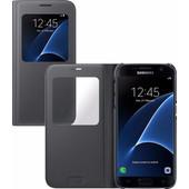 Samsung Galaxy S7 S View Cover Zwart