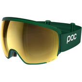 POC Orb Clarity Polydenum Green + Spektris Gold Lens