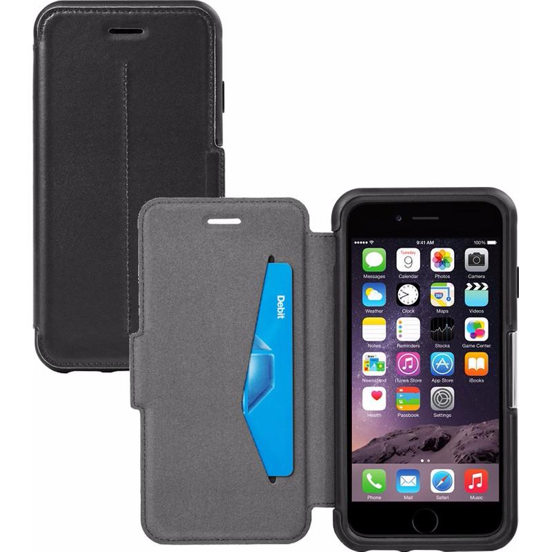 Otterbox Strada iPhone 6 Blk New Minimalism (77-51580)