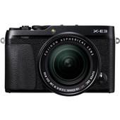Fujifilm X-E3 Zwart + 18-55mm R LM OIS