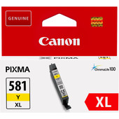 Canon CLI-581XL Geel (2051C001)