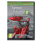 Farming Simulator 17 Platinum Expansion Pack PC