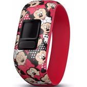 Garmin Vivofit Junior 2 Polsband Minnie Mouse Stretch