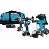 Makita DLX4079TV1 Combiset