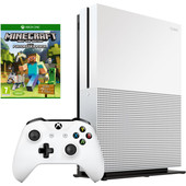 Microsoft Xbox One S 500 GB Minecraft bundel