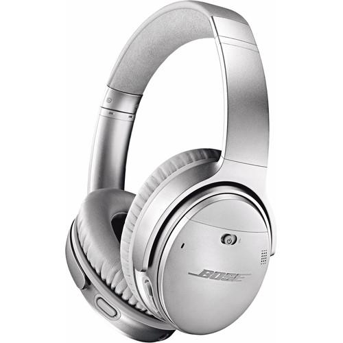 Bose QuietComfort 35 II wireless Zilver