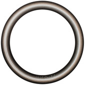 Podspeakers MiniPod Ring Aluminium Donkergrijs