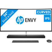 HP Envy Curved All-in-One PC 34-b025nb Azerty