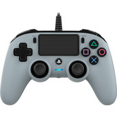 Nacon PS4 Official Wired Controller Zilver