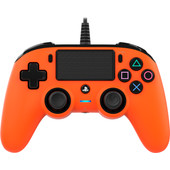 Nacon PS4 Official Wired Controller Oranje