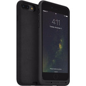 Mophie Charge Force Apple iPhone 6 Plus/6s Plus/7 Plus Back Cover Zwart