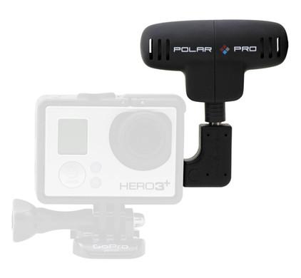 Polar Pro ProMic Microphone Kit for GoPro 4
