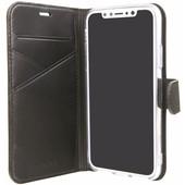 Valenta Premium Apple iPhone X Book Case Zwart