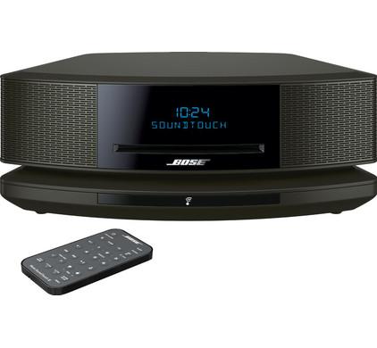 Bose Wave SoundTouch Music System IV Zwart + Adapter