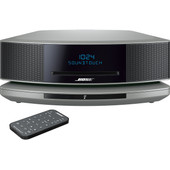 Bose Wave SoundTouch Music System IV Zilver + Adapter