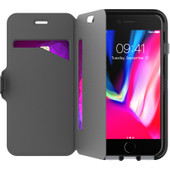 Tech21 Evo Wallet Apple iPhone 7/8 Book Case Zwart