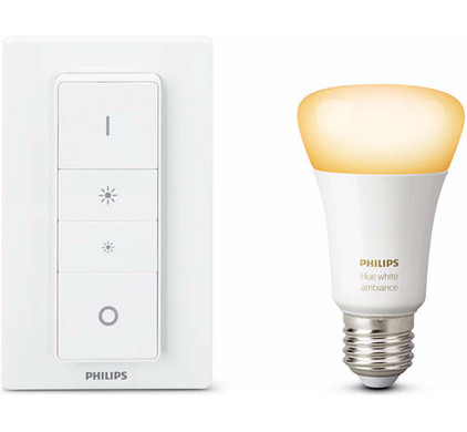 Philips Hue White Ambiance Draadloze Dimmerset