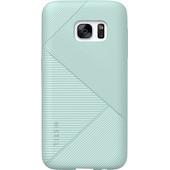 STI:L Stone Edge Protective Samsung Galaxy S7 Back Cover Blauw