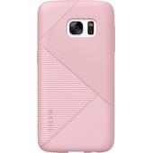 STI:L Stone Edge Protective Samsung Galaxy S7 Back Cover Roze